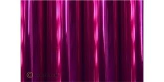 Oracover transp. violett Bügelfolie 2m Rolle