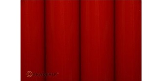 Oracover ferri-rot 'Scale' Bügelfolie 2m Rolle