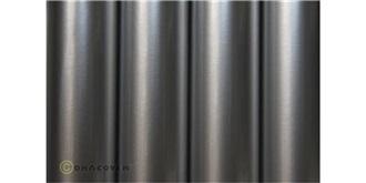 Orastick silber Klebefolie  2m Rolle