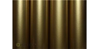 Orastick gold Klebefolie  2m Rolle