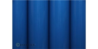 Oralight blau Bügelfolie 2m Rolle