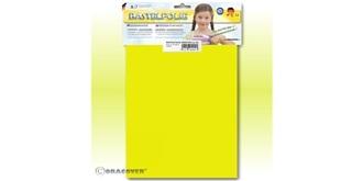 Orastick gelb leuchtend Reparaturbogen ca. A4