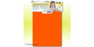 Orastick orange leuchtend Reparaturbogen ca. A4