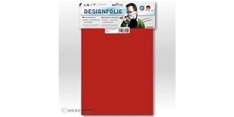 Orastick rot transparent Reparaturbogen ca. A4