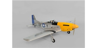 RC Flug Phoenix P51 Mustang ARF 141cm