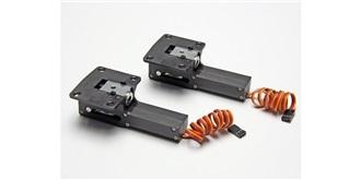 Einziehfahrwerk elektrisch (- 2,5kg) 2St (M)