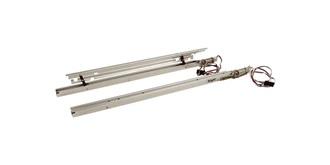 Störklappen elektrisch 255mm 1paar