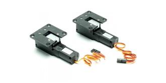 Einziehfahrwerk elektrisch (- 6kg) 2St (L)