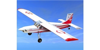 RC Flug VQ Pilatus Porter PC-6 Swiss 1580mm ARF
