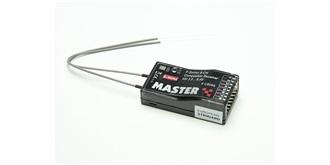 Empfänger Master F-8 V2 kompatibel Futaba FASST