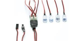 Licht Set Pichler 4 LED 10mm 6Volt