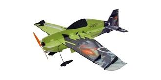 RC Flug RC Factory Edge 540 V3 grün ..