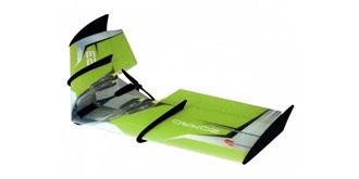 RC Flug RC Factory Zorro Wing grün 900mm