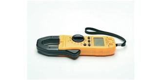 Testgerät Amper-Zange und Multimeter
