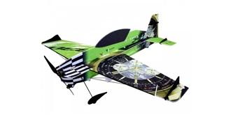 RC Flug RC Factory Extra 330 Superlite grün 840mm