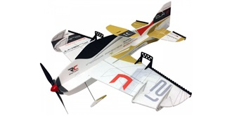 RC Flug RC Factory Clik 21 Superlite gold 840mm