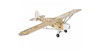 RC Flug Piper Cub J3 1800mm Kit Holz