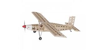RC Flug Pilatus PC-6 Porter 1625mm Kit Holz