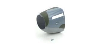 PKZ Spitefire Motorhaube lackiert