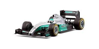 Karosserie PL 1/10 Formel 1 F1-Fifteen unlackiert