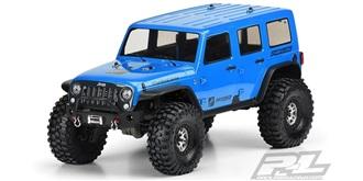 Karosserie PL Jeep Wrangler Rubicon TRX-4 unlack.