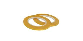 Abdeckband  3mm breit / 2Stk a 18m