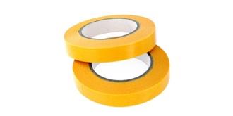 Abdeckband 10mm breit / 2Stk a 18m