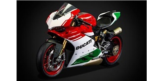 POCHER Ducati 1299 Pannigale R Final Edition 1:4
