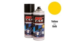 Lexan Spray gelb 150ml