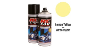 Lexan Spray gelb Zitrone 150ml