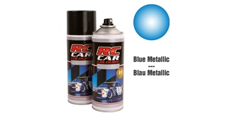 Lexan Spray blau Alpine Metallic 150ml