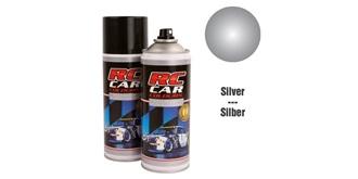 Lexan Spray silber Metallic 150ml