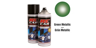 Lexan Spray grün Metallic 150ml