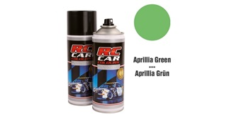 Lexan Spray grün Aprillia150ml
