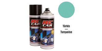 Lexan Spray blau/grün Türkis 150ml
