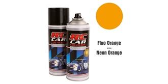 Lexan Spray orange Fluo 150ml
