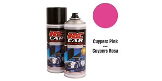 Lexan Spray pink Fluo 150ml