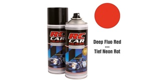 Lexan Spray rot Rubin Fluo 150ml