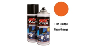 Lexan Spray orange dunkel Fluo 150ml
