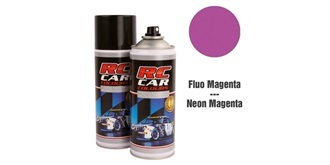 Lexan Spray pink Magenta Fluo 150 ml