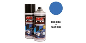 Lexan Spray blau Fluo 150ml