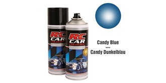 Lexan Spray blau dunkel Candy 150ml