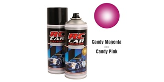 Lexan Spray pink Candy 150ml
