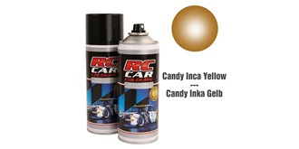 Lexan Spray gelb Inka Candy 150ml