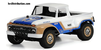 Kar Short-Course Ford F-150 1966  unlackiert