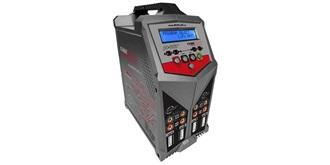 Ladegerät RC Plus Cube 100 Quad 4x100W 12/230V