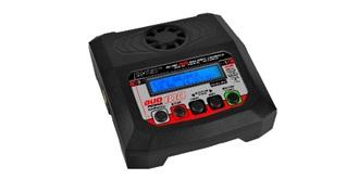 Ladegerät RC Plus Duo Power 100 1-4S 230V