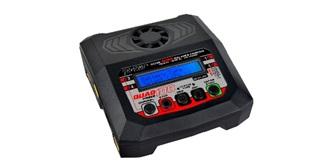Ladegerät RC Plus Quad Power 100 1-4S 230V
