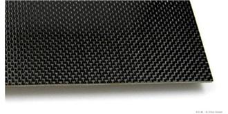 Platte Carbon-Balsa Sandwich 3mm 160x300mm