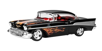Revell 1957 Chevy Bel Air snap-tite 1:25 Kit Pla..